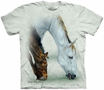 Horses Fillie and Mare Youth T-shirt