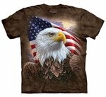 Independence Eagle Adult T-shirt