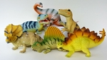 "Jurassic World Dinosaur Toys 7-9"", 6 pcs"
