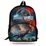 2018 Jurassic World Fallen Kingdom Dinosaur Backpack