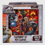 Jurassic World Stationary Set with Stampers