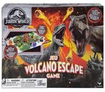 Jurassic World Volcano Escape Dinosaur Game