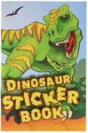 Dinosaur Stickers Book, 10 Pages