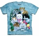 Kittens Youth & Adult T-shirt
