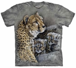 Leopards Cats Home Youth T-shirt