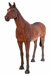 Life-Size Horse Outdoor Statue