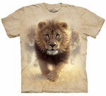 Lion Eat My Dust Youth & Adult T-shirt