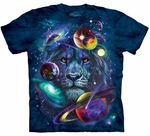 Lion Of Cosmos Youth T-shirt