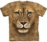 Lion Warrior Youth & Adult T-shirt