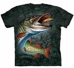 Muskie Adult T-shirt