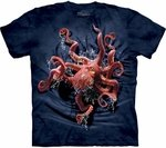 Octopus Climb Youth & Adult T-shirt