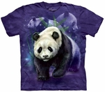 Panda Collage Youth & Adult T-shirt