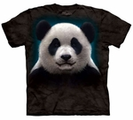 Panda Head Youth & Adult T-shirt