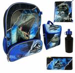 Jurassic World Raptor Backpack Set