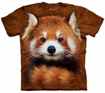 Red Panda Portrait Youth & Adult T-shirt