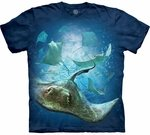 School of Stingrays Youth & Adult T-shirt