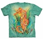 Seahorse Adult T-shirt