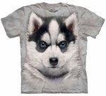 Siberian Husky Puppy Youth & Adult T-shirt