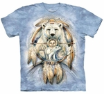 Spirit Bear Adult T-shirt