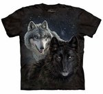 Star Wolves Adult T-shirt