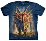 Styracosaurus Roll T-shirt, 3 pcs