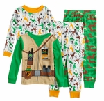 Toddler Boy Jurassic World Dinosaur Tops & Bottoms Pajama Set