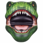 Jurassic World T-rex Inflatable Pool Float Raft, 65""