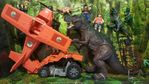 T-rex with Sound & Light Dinosaur Play Set