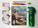 Back to School Triceratops Dinosaur Supplies