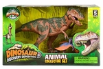 T-rex Discovery Action Realistic Dinosaur Toy Figure 9 inch