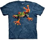 Victory Frog Adult T-shirt