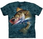 Walleye Adult T-shirt