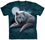 Wolf Guardian of the North Youth & Adult T-shirt