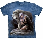 Wolven Protector Adult T-shirt