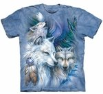 Wolves Unforgettable Journey Adult T-shirt