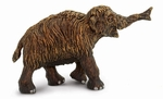 Woolly Mammoth Baby Figure Mammal Toy