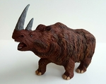 Woolly Rhino Toy