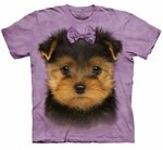 Yorkshire Terrier Puppy Youth T-shirt