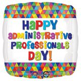 """17"""" Administrative Professionals Day Helium Savers Balloon"""