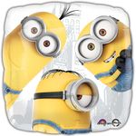 "17""  Despicable Me Group Helium Savers Balloon"