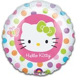 "17"" Hello Kitty Rainbow Helium Savers Balloon"