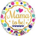 "17"" HX Mama To Be Helium Saver Balloon"