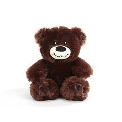 "6"" Rory Brown Plush Bear"