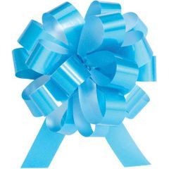 Medium Turquoise Lacquer Pull Bow