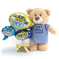 Get Well Soon Bear Gift