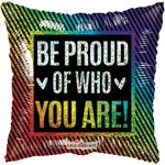 "18"" Be Proud Balloon"