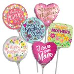 "9"" Mother's Day Air-Filled Balloons"