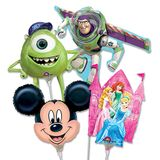 Assorted Licensed Balloons