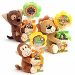 Get Well Plush Pick Candy Gift