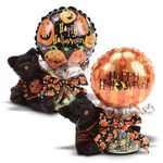 Halloween Plush and Gift Candy Assortment